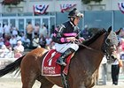 "Kid Cruz <br><a target=""blank"" href=""http://photos.bloodhorse.com/AtTheRaces-1/At-the-Races-2014/i-R7L2p3c"">Order This Photo</a>"