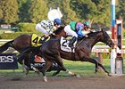 "Itsmyluckyday won the Woodward Stakes on Aug. 30.<br><a target=""blank"" href=""http://photos.bloodhorse.com/AtTheRaces-1/At-the-Races-2014/i-C5fWbGv"">Order This Photo</a>"