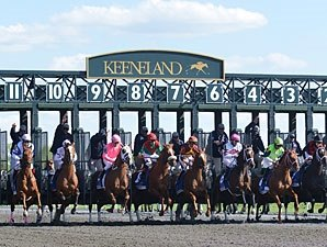Keeneland Plans Future Bid for Breeders' Cup