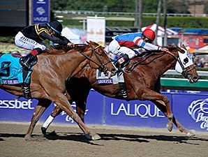 Groupie Doll was a repeat winner at the Eclipse Awards.