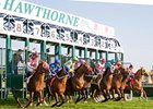 Hawthorne is one of the Illinois tracks pushing for slot machines