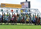 Kentucky Downs was approved for five racing days in 2016