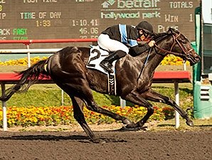Dozen Pointed for $750,000 CashCall Futurity