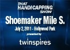 THS: Shoemaker Mile Stakes 2011