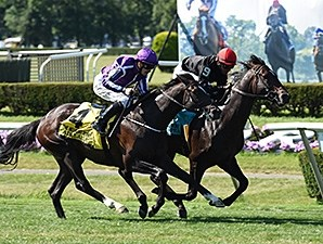 Mr Speaker won the Belmont Derby in July.