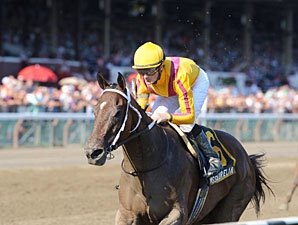 My Miss Aurelia Works Half-Mile for La Brea