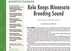 Regional: Kela Keeps Minnesota Breeding Sound