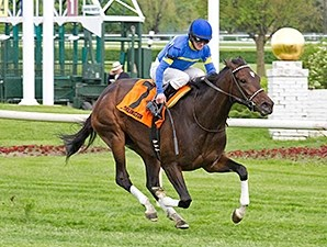Istanford cannot be caught in the Arlington Classic Stakes.