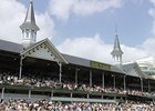 Churchill Downs Spring Meet Handle Increases