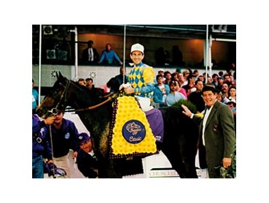 Concern won the 1994 Breeders' Cup Classic.