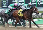 Favorite Tale is the 9-5 morning line favorite for the Jersey Shore Stakes.