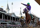 164,906 watched California Chrome win the 2014 Kentucky Derby.