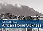 Insight Into African Horse Sickness