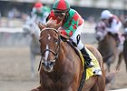 Birdrun in the Brooklyn Handicap.