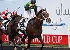 Variety Club Aces Godolphin Mile Gate-to-Wire
