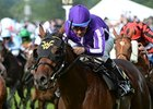 "Hootenanny won the 2014 Windsor Castle Stakes.<br><a target=""blank"" href=""http://photos.bloodhorse.com/AtTheRaces-1/At-the-Races-2014/i-6F9rrcF"">Order This Photo</a>"