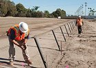 Track renovations at Los Alamitos