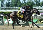 "Street Story comes home strong to win the Victory Ride.<br><a target=""blank"" href=""http://photos.bloodhorse.com/AtTheRaces-1/At-the-Races-2014/i-QSDjNCh"">Order This Photo</a>"