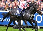"Slade Power won the 2013 QIPCO British Champions Sprint by a neck.<br><a target=""blank"" href=""http://photos.bloodhorse.com/AtTheRaces-1/at-the-races-2013/27257665_QgCqdh#!i=2843775579&k=QK7jjcN"">Order This Photo</a>"