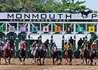 Monmouth Park was approved for 57 racing days from May 10-Sept. 28, 2014.
