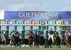 Gulfstream Reports Handle Record of $32.09M