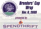2009 Breeders' Cup Wrap: Day 1