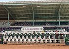 Los Alamitos Handle, Purses Increase