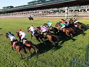 Post Time at Keeneland to Change