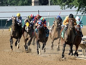 The 2013 West Virginia Derby.