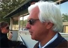 On Location: Bob Baffert at Belmont Park