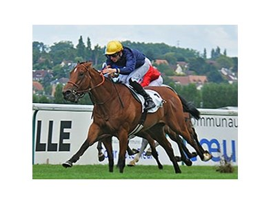 Esoterique wins the Prix Rothschild.