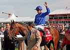 "Encke won the 2012 Ladbrokes St. Leger.<br><a target=""blank"" href=""http://photos.bloodhorse.com/AtTheRaces-1/At-the-races-2012/i-bfKrTVs"">Order This Photo</a>"
