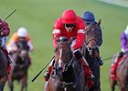"Tiggy Wiggy and Richard Hughes take the Cheveley Park Stakes.<br><a target=""blank"" href=""http://photos.bloodhorse.com/AtTheRaces-1/At-the-Races-2014/i-tdxVgGx"">Order This Photo</a>"