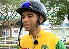 Singapore Profiles - Brazilian Jockey Jao Moreira