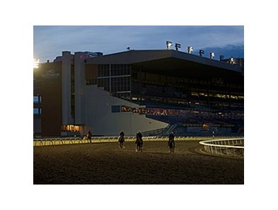Woodbine's season begins on April 12.