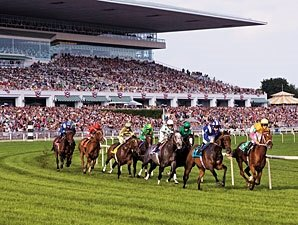 Arlington Sets Overnight Stakes Schedule