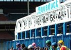 Feb. 4 Live Racing at Aqueduct Canceled
