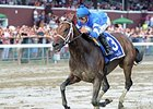 Antipathy wins the Shuvee Handicap.