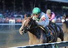"Palace leads the way in the Forego Stakes.<br><a target=""blank"" href=""http://photos.bloodhorse.com/AtTheRaces-1/At-the-Races-2014/i-JpQzpjd"">Order This Photo</a>"