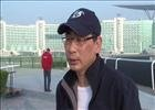 Dubai World Cup - Trainer Michael Chang - 3/5/2014