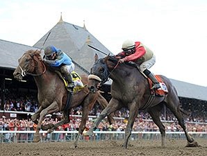 Travers Upset: V. E. Day Over Wicked Strong