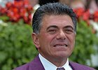 Trainer Dominic Galluscio