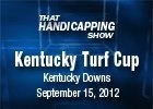 THS: Kentucky Turf Cup Stakes 2012