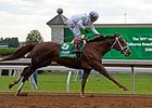 Carpe Diem Seizes Breeders' Futurity