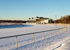 Laurel Park on January 22.