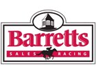 Gross, Average Down at Barretts 2YO Sale
