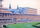 Churchill Downs will resume racing at 12:40 p.m. EST Nov. 21 with its regularly scheduled 10-race program.