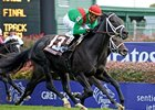 2010 Breeders' Cup Juvenile Turf (gr. IIT) winner Pluck is out of Secret Heart.