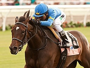 Nine Set to Test Istanford in Del Mar Oaks
