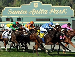 TVG Ready to Launch Santa Anita Coverage